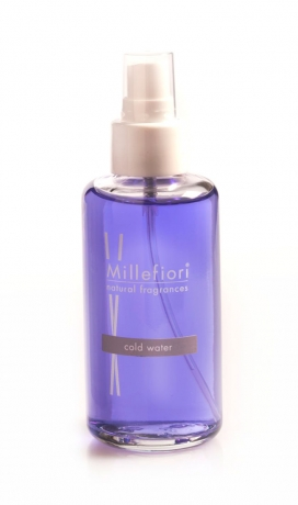 COLD WATER - Millefiori Raum Spray 100 ml