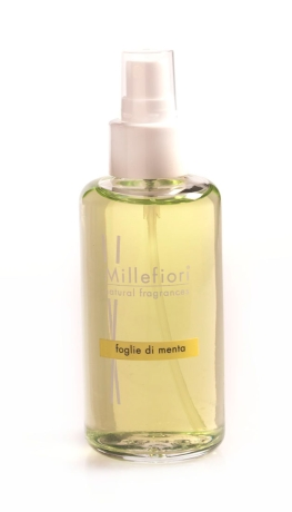 FOGLIE DI MENTA - Millefiori Raum Spray 100 ml