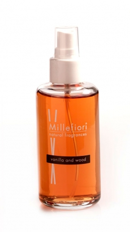 VANILLA & WOOD - Millefiori Raum Spray 100 ml