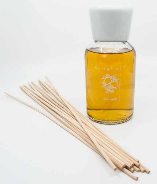 Millefiori Duftdiffusor 500 ml - LEMON GRASS